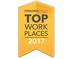 The Cincinnati Enquirer Names GCB a Winner Of The 2017 Top Workplaces Award
